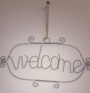 welcome sign image - Brand by me