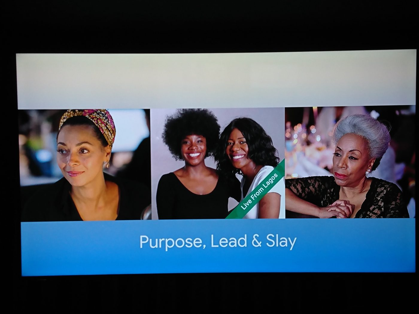 Purpose. Lead. Slay (and how to build your personal brand).