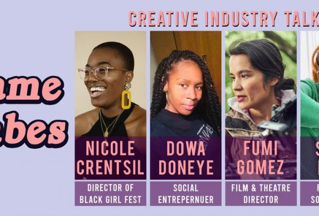 Being a BAME Babe in The Creative Industry –  Empowering Learnings from the Women of Colour Smashing It in Their Creative Fields.