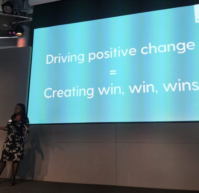 How to use your brand to drive positive change