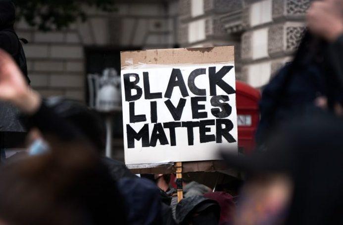 black lives matter antiracism image